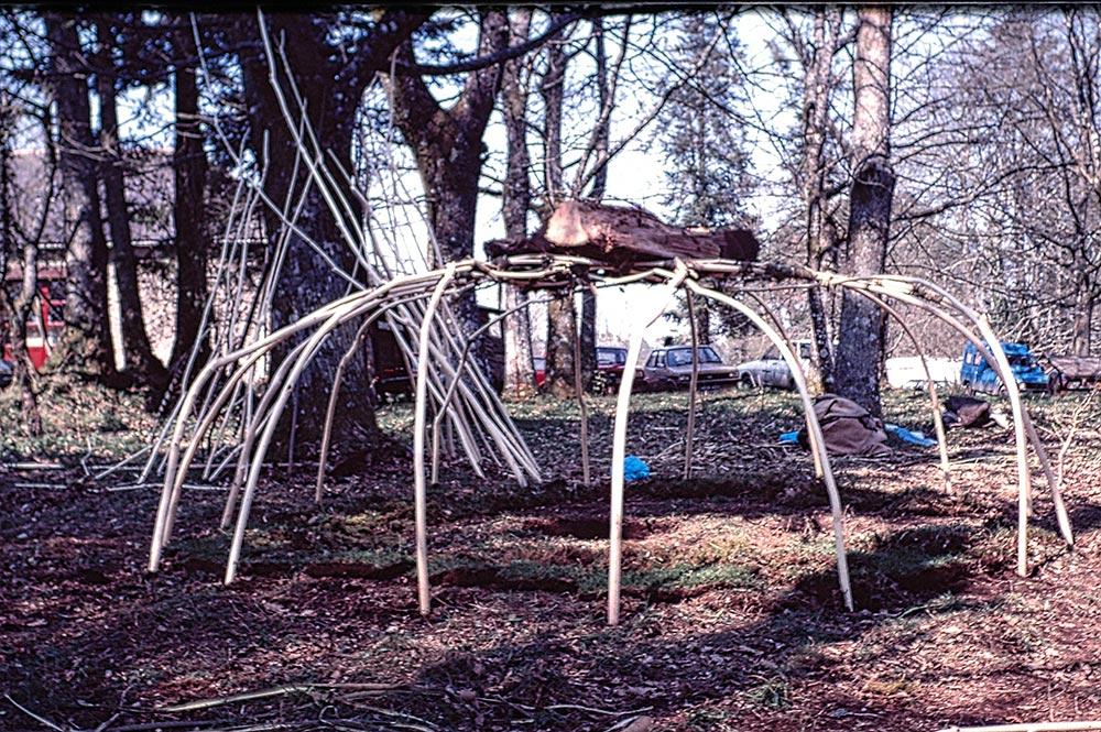01 - Photos du séminaire de Plouray 1987 - Bretagne