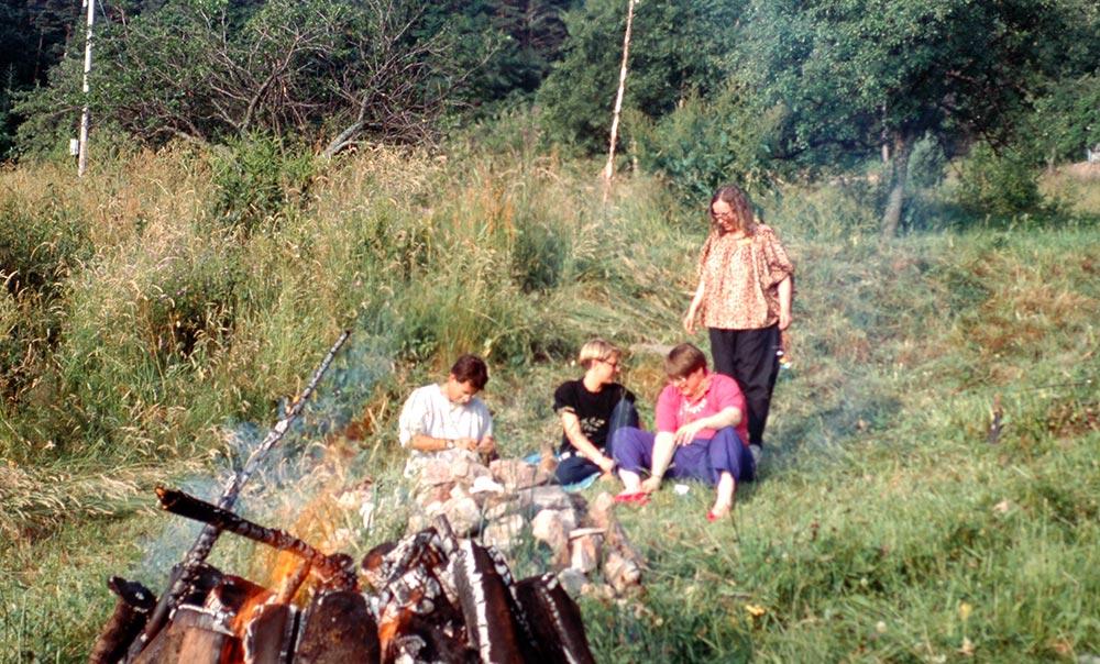 02 - Entre amis - Labaroche - 1989