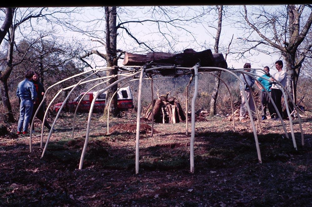 02 - Photos du séminaire de Plouray 1987 - Bretagne
