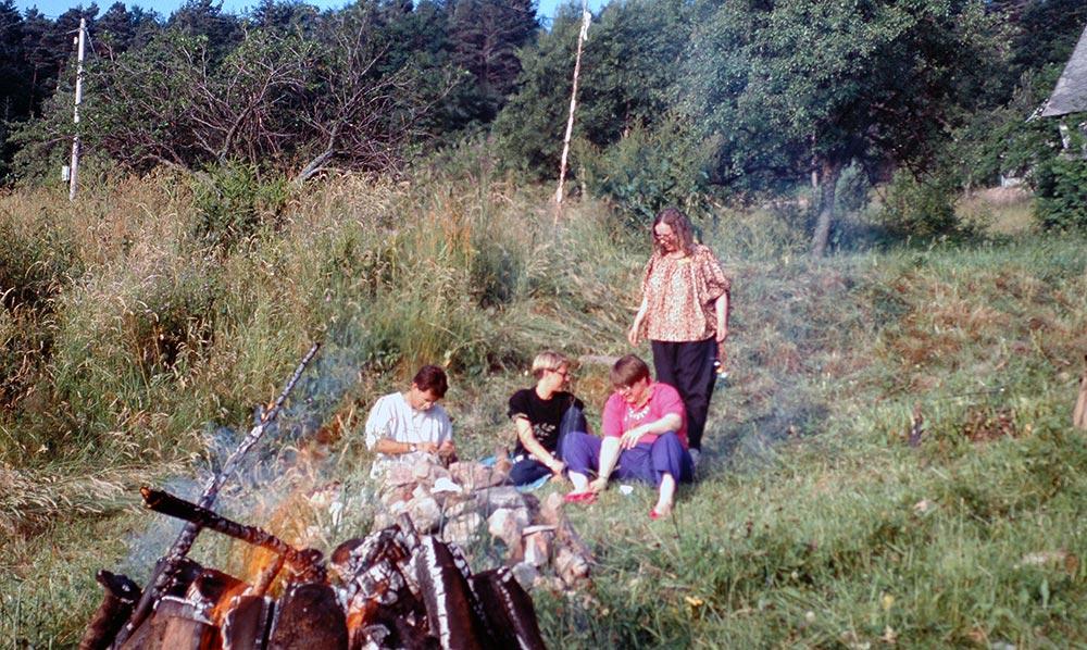 03 - Entre amis - Labaroche - 1989