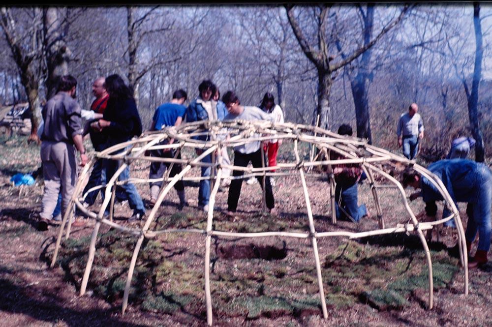 04 - Photos du séminaire de Plouray 1987 - Bretagne