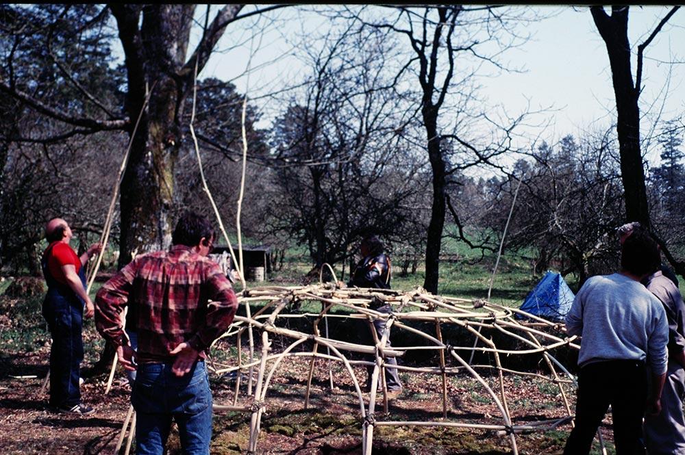08 - Photos du séminaire de Plouray 1987 - Bretagne
