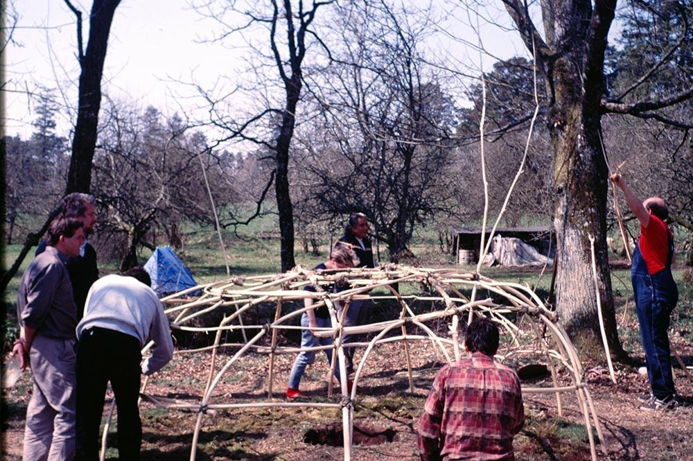 09 - Photos du séminaire de Plouray 1987 - Bretagne