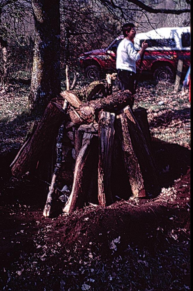 11 - Photos du séminaire de Plouray 1987 - Bretagne