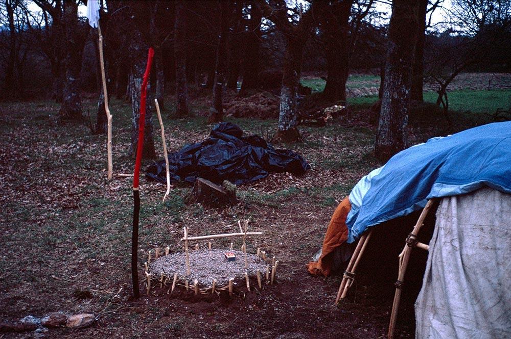 12 - Photos du séminaire de Plouray 1987 - Bretagne