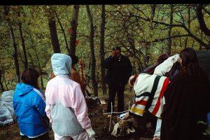 23 - Séminaire de 1985 - La Hutte de Sudation - Labaroche - France