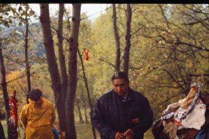 26 - Séminaire de 1985 - La Hutte de Sudation - Labaroche - France