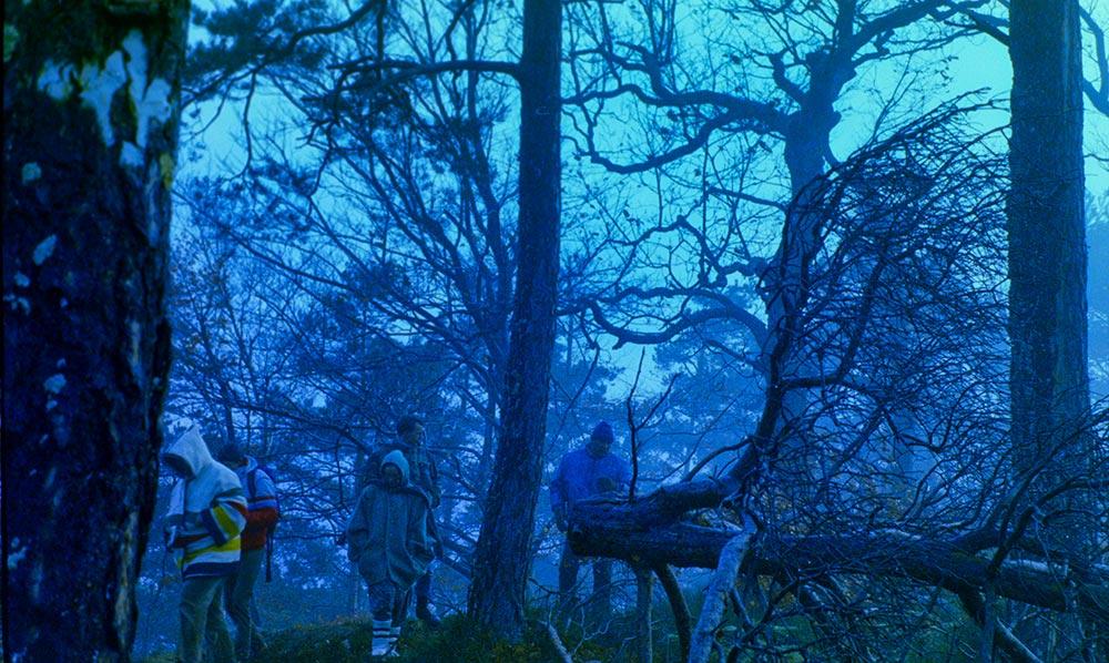 08 - Archie dans les Vosges 1986