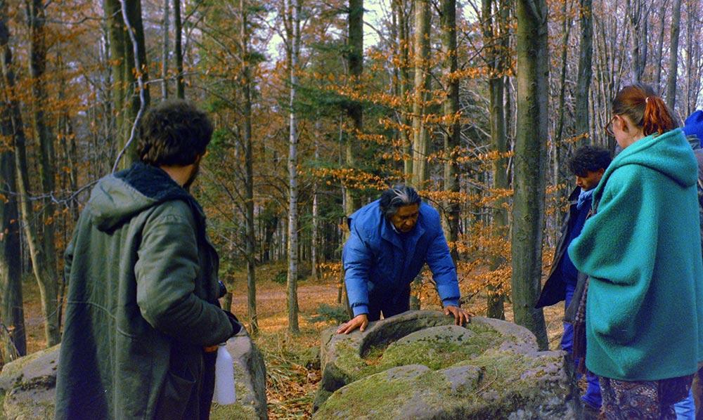 01 - Archie dans les Vosges 1986