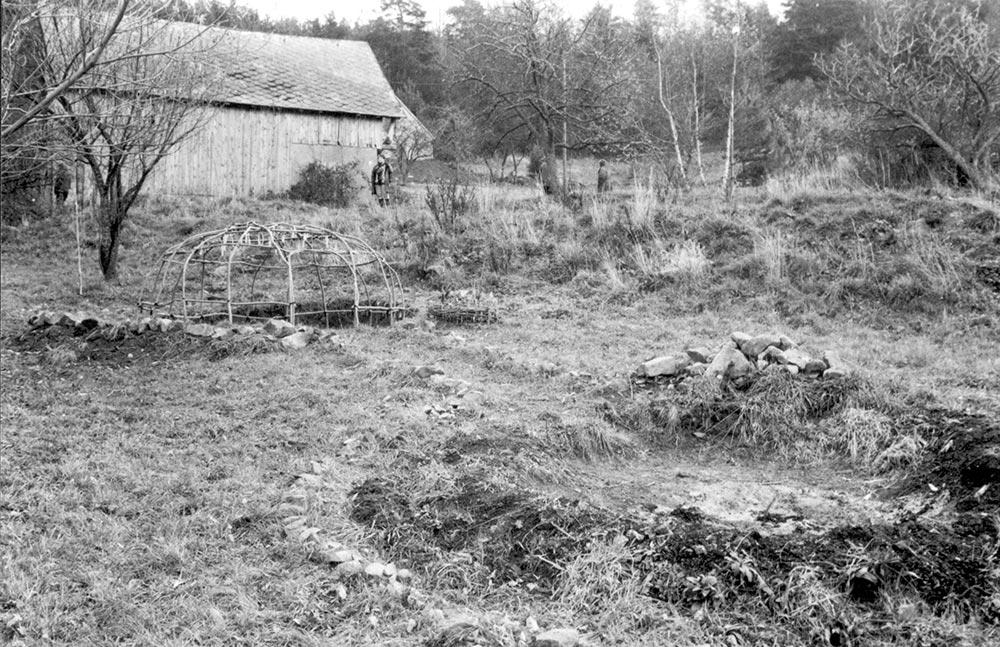 10 - photos de novembre 1988 à Labaroche