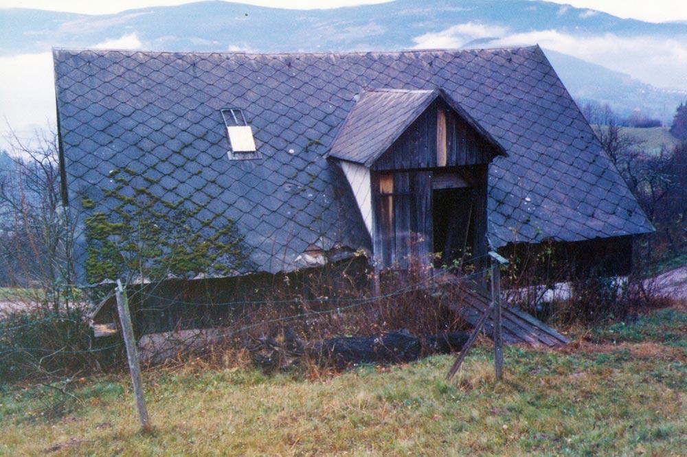 06 - Labaroche 1984 - la ferme