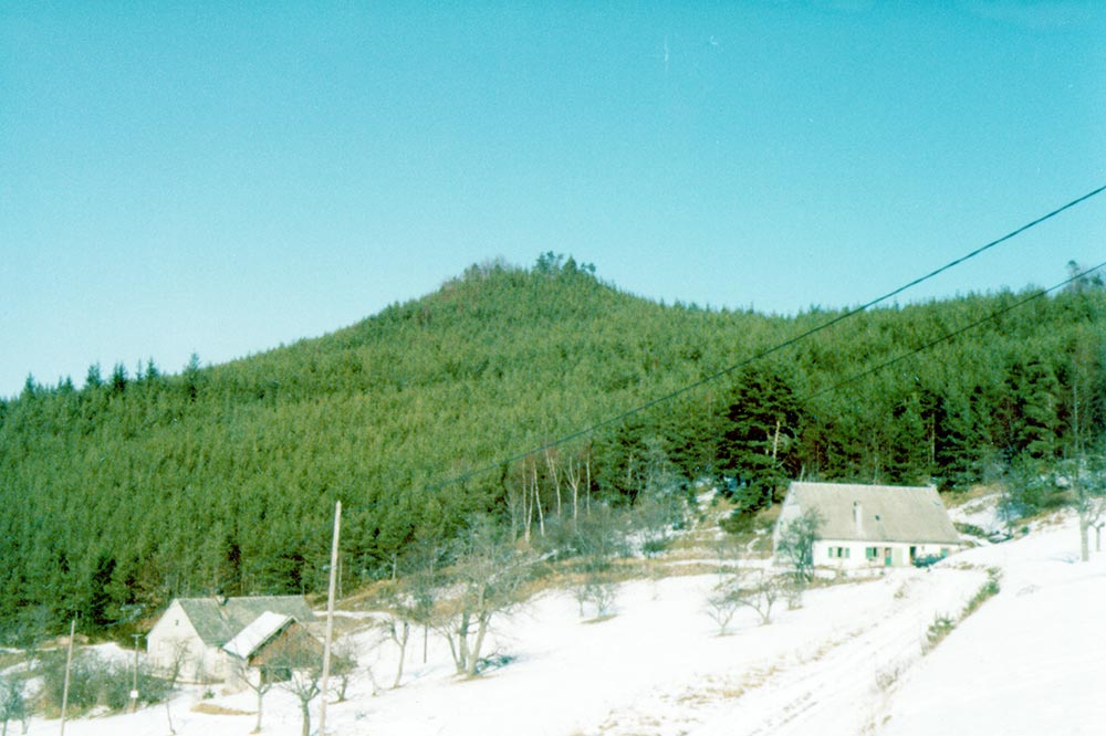 07 - Labaroche 1984 - la ferme