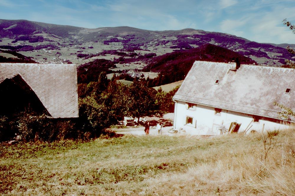 08 - Labaroche 1984 - la ferme
