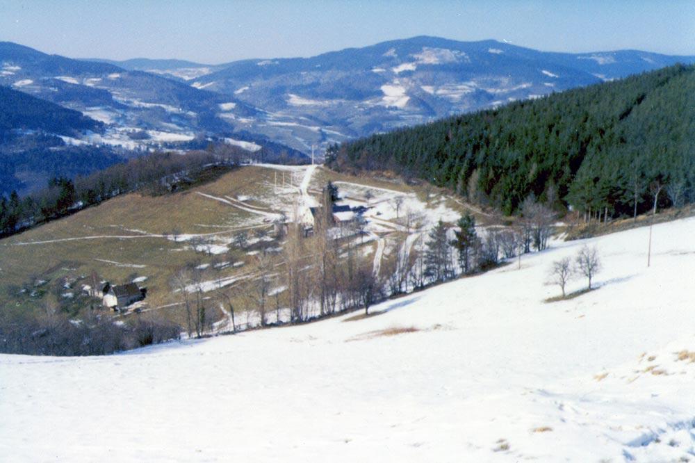 13 - Labaroche 1984 - la ferme